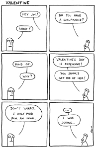 Jimzine #13: Valentine